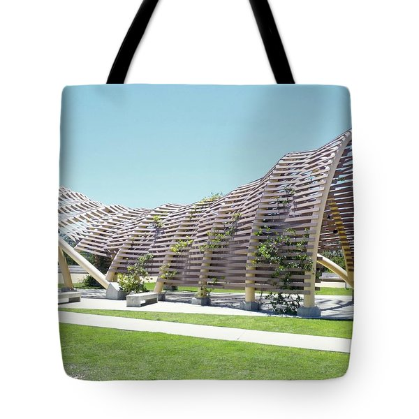 Ponce Urban Ecological Park Tote Bag
