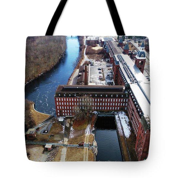 Ponemah Mill Tote Bag