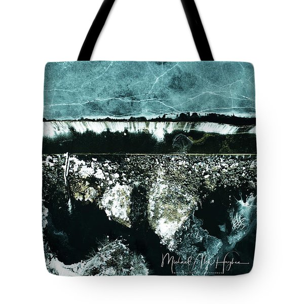 Ponemah Mill Dam Tote Bag