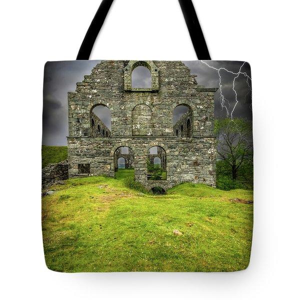 Pont Y Pandy Mill Tote Bag
