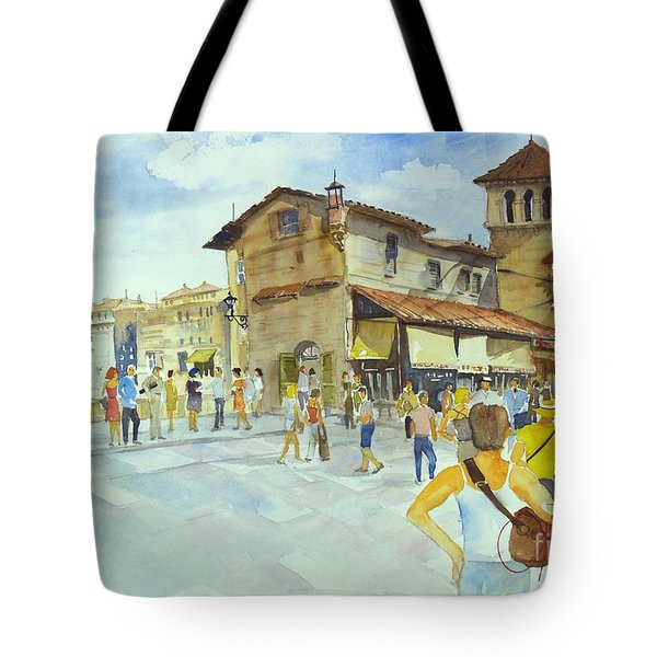Ponti Vecchio Tote Bag