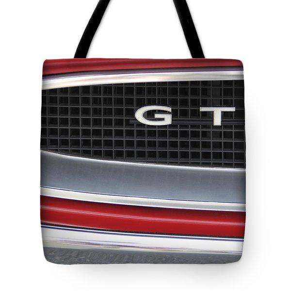 Pontiac Gto  Tote Bag by Mike McGlothlen