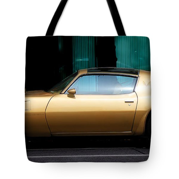 Pontiac Trans Am Tote Bag by Andrew Fare