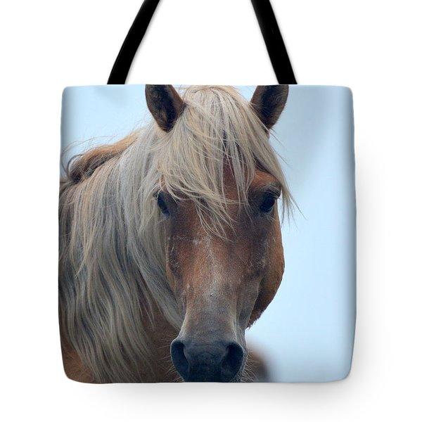 Pony Portrait Tote Bag