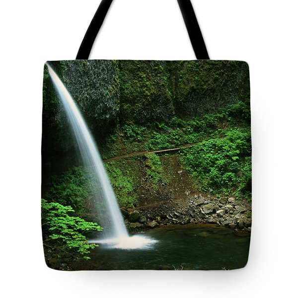 Ponytail Falls-h Tote Bag