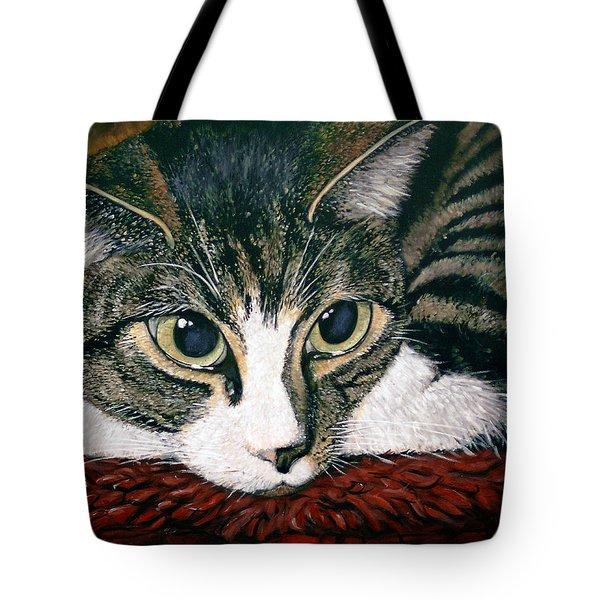 Pooky Tote Bag