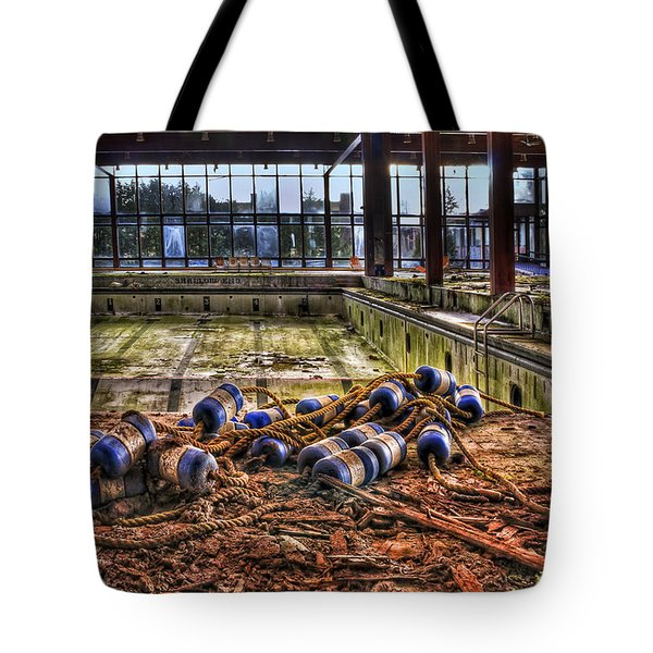 Pool Of Sorrow Tote Bag