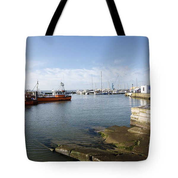 Poole Harbour Tote Bag