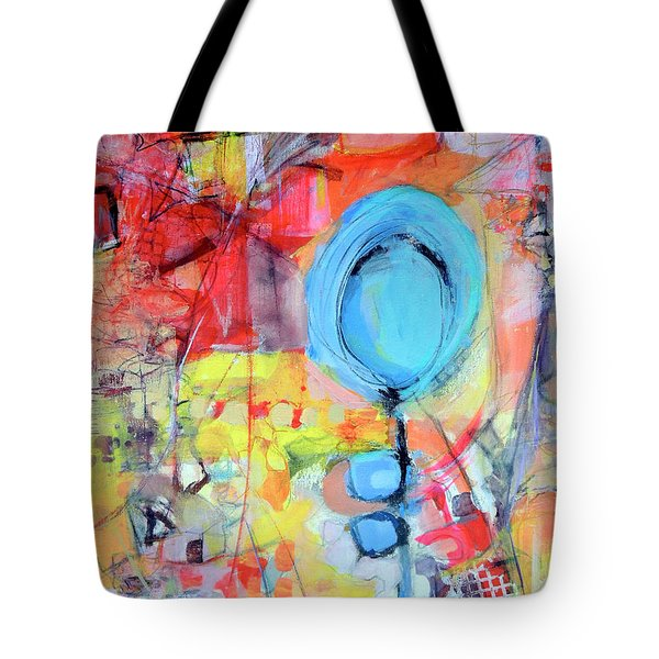 Pools Of Calm Tote Bag