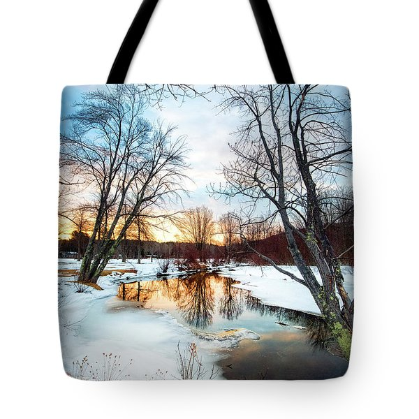 Poor Farm Brook Tote Bag