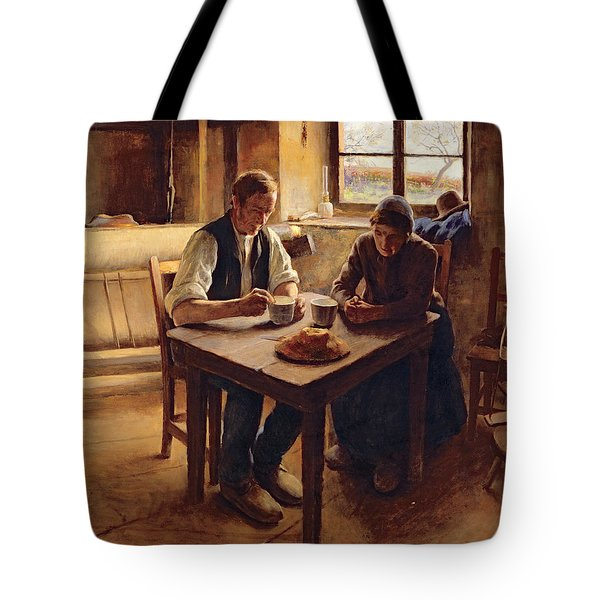 Poor People  Tote Bag by Andre Collin