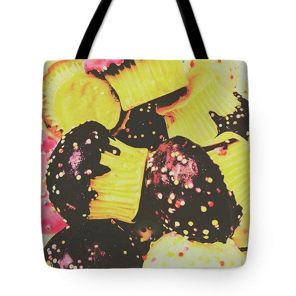 Pop Art Bake Tote Bag