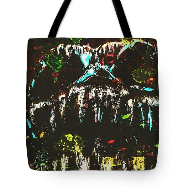 Pop Art Madness Tote Bag