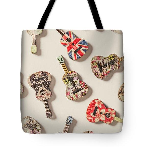 Pop Art Show Tote Bag