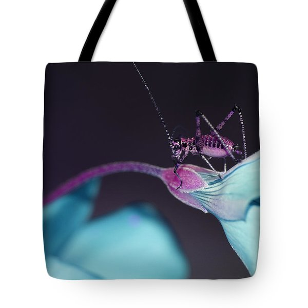 Tote Bag featuring the photograph Pop Macro No. 3 by Laura Melis