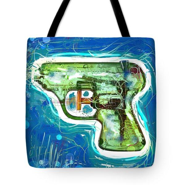 Pop Pistol Tote Bag