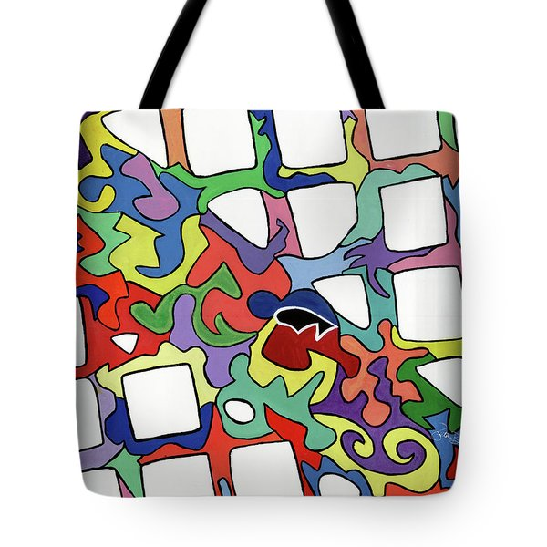 Pop-pop Tote Bag