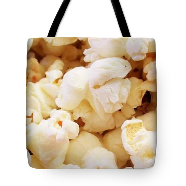 Popcorn 2 Tote Bag by Martin Cline