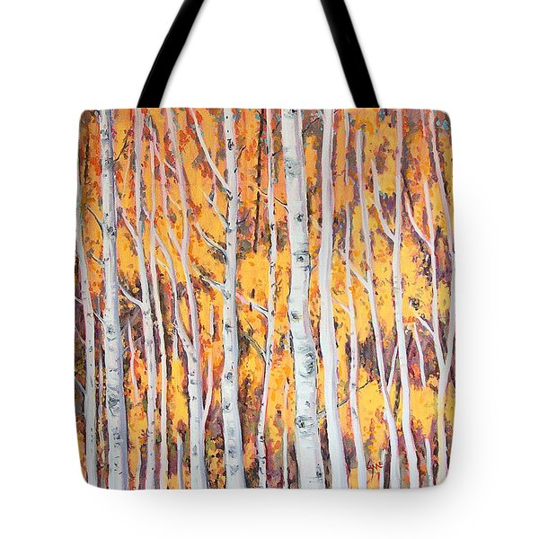 Poplar Forest Tote Bag