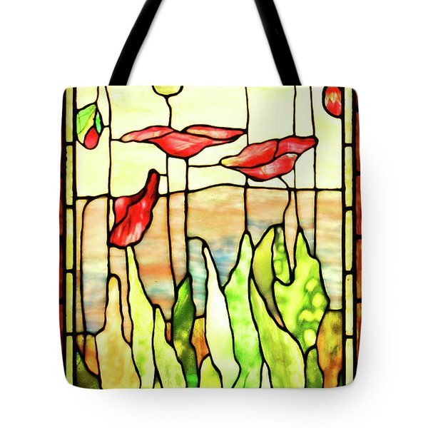 Tote Bag featuring the photograph Poppies 1 by Kristin Elmquist