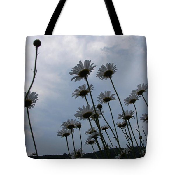 Poppin Tote Bag by Priscilla Richardson