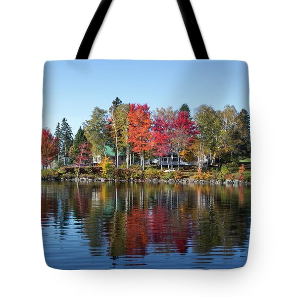 Popping Colors Tote Bag