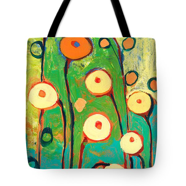 Poppy Celebration Tote Bag
