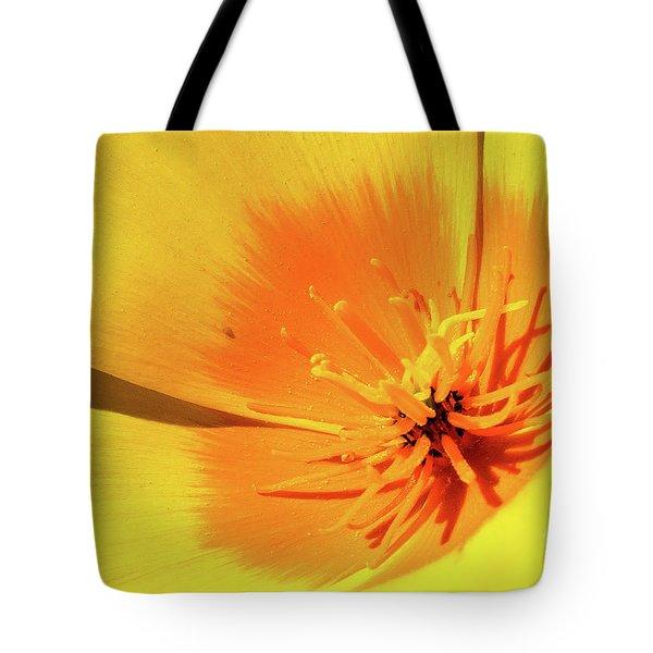Poppy Impact Tote Bag