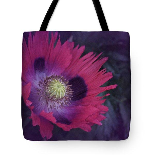 Poppy Mania Tote Bag