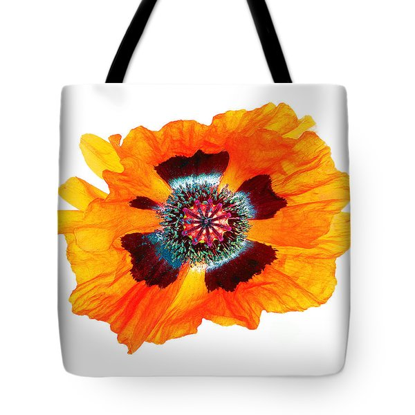 Poppy Pleasing Tote Bag
