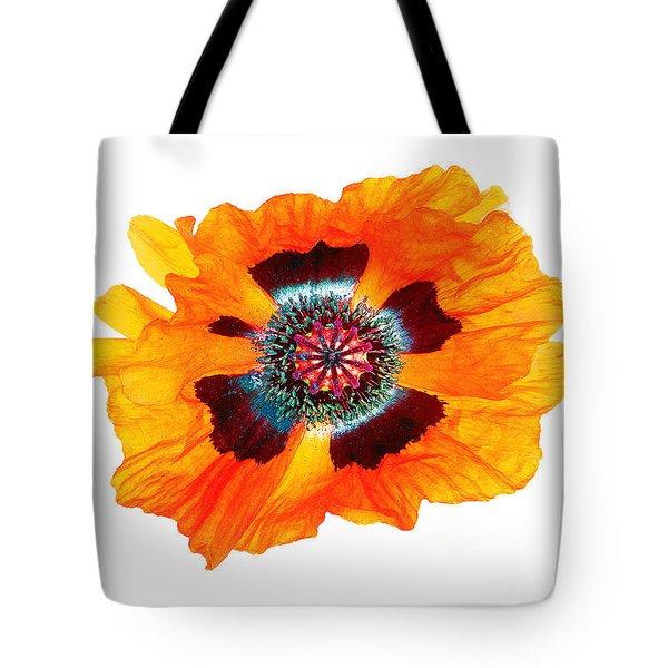 Poppy Pleasing Tote Bag