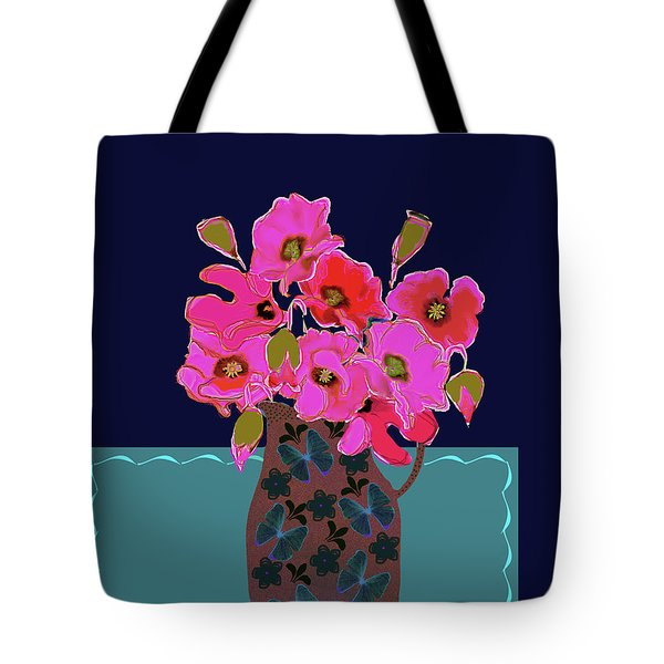 Poppy Stille Tote Bag