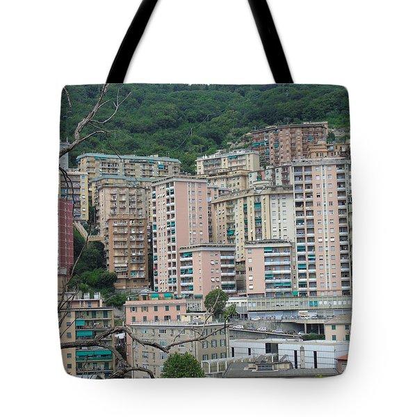 Popular Housing Tote Bag