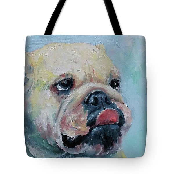 Pork Chop Tote Bag