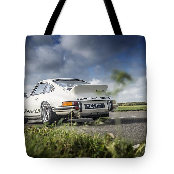 Porsche 2.7 Rs Tote Bag
