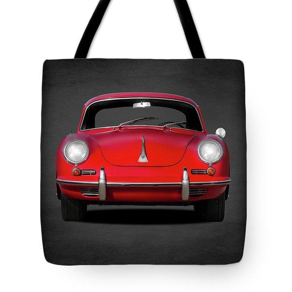 Porsche 356 Tote Bag