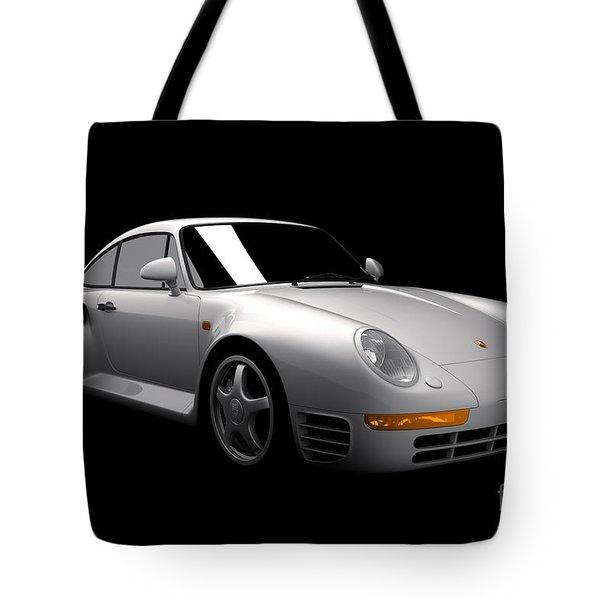 Porsche 959 Tote Bag