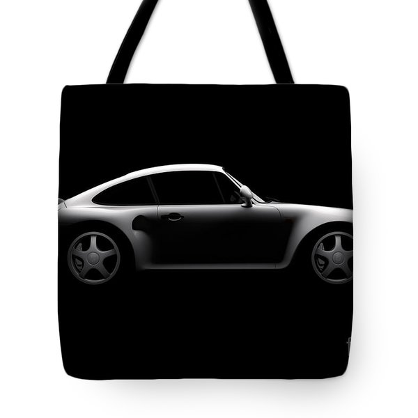 Porsche 959 - Side View Tote Bag