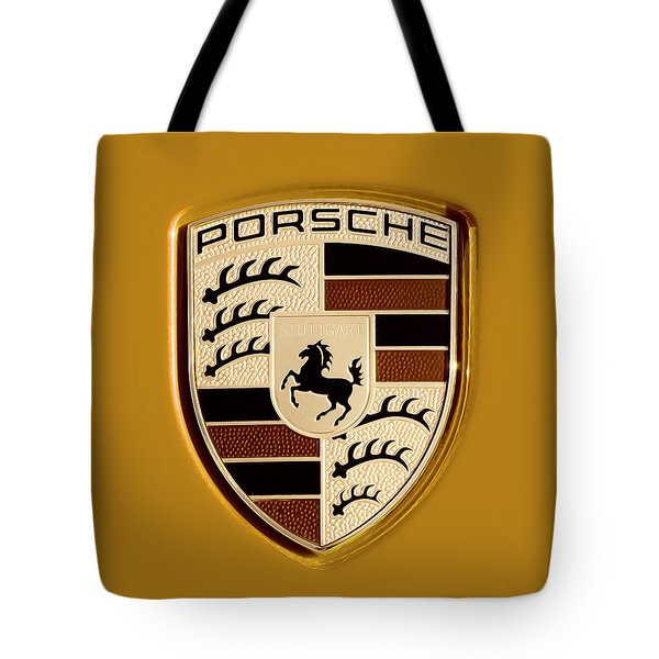 Porsche Oil Paint Filter 121615 Tote Bag