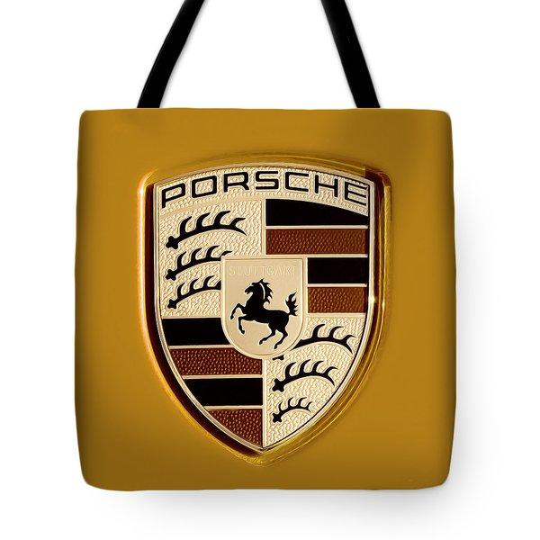 Porsche Oil Paint Filter 121615 Tote Bag