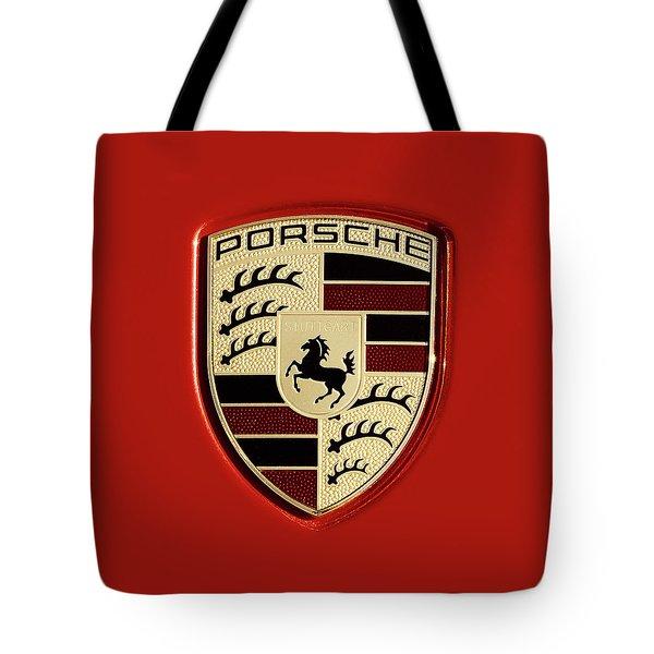 Porsche Power Red 111216 Tote Bag