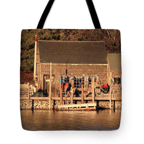Port Clyde Life 2 Tote Bag