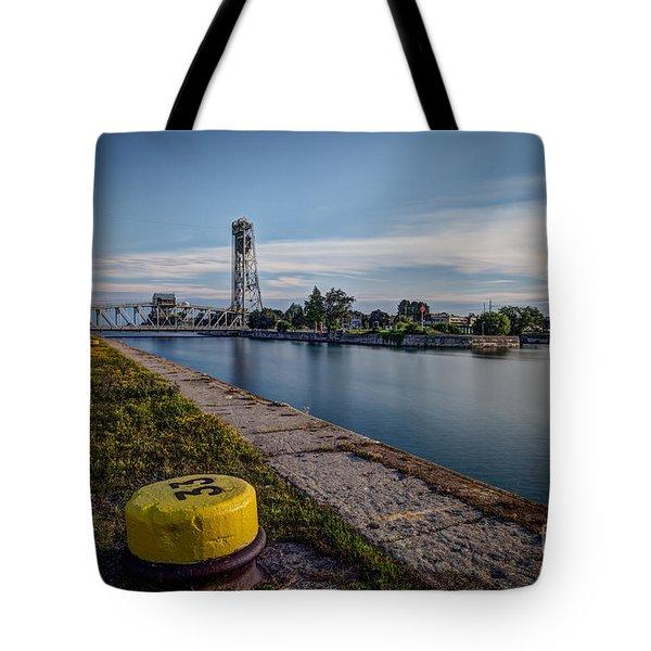 Port Colborne Tote Bag