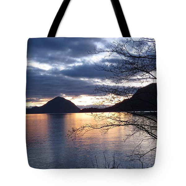 Port Eau Cove Tote Bag
