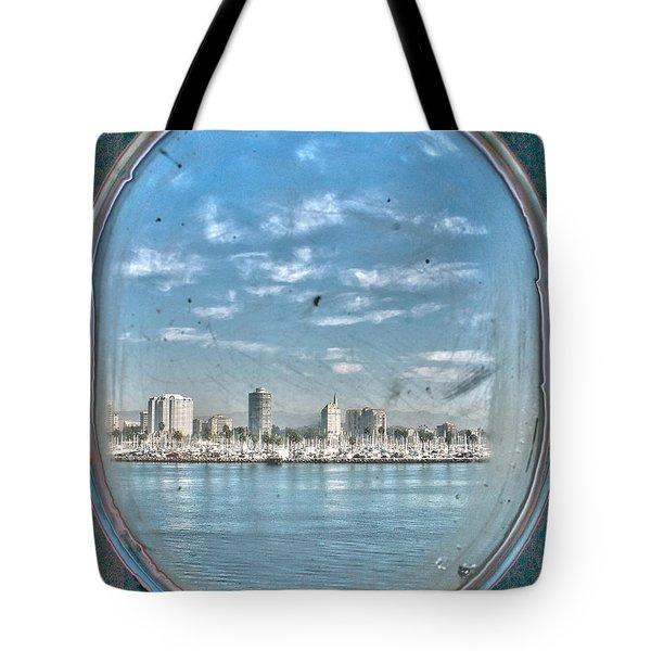 Port Hole  Tote Bag