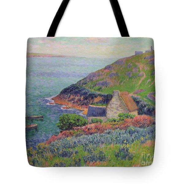 Port Manech Tote Bag
