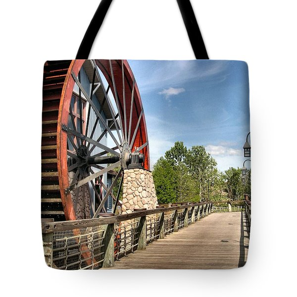 Port Orleans Riverside IIi Tote Bag