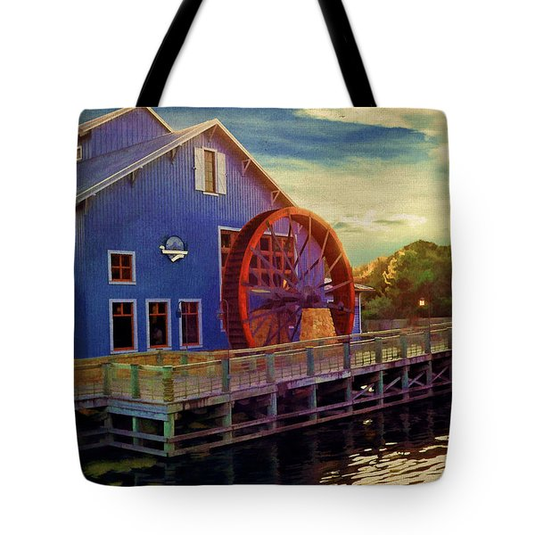 Port Orleans Riverside Tote Bag