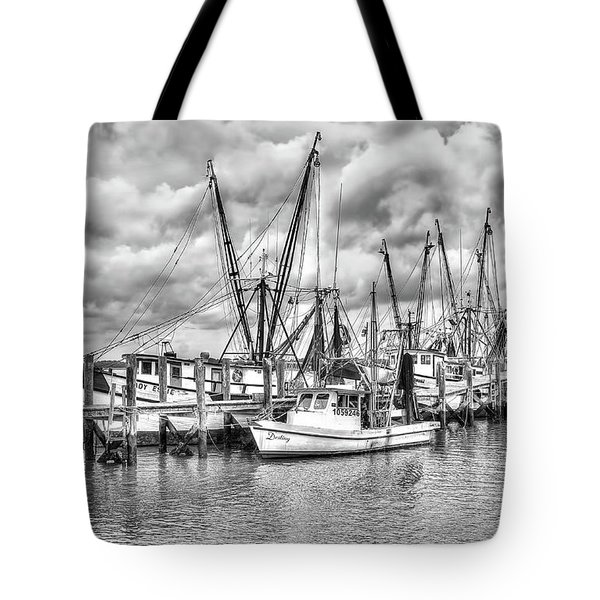 Port Royal Docks Tote Bag