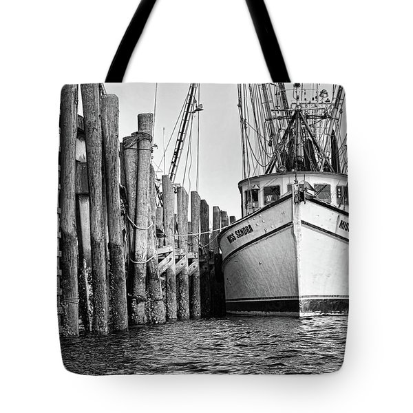 Port Royal - Miss Sandra Tote Bag